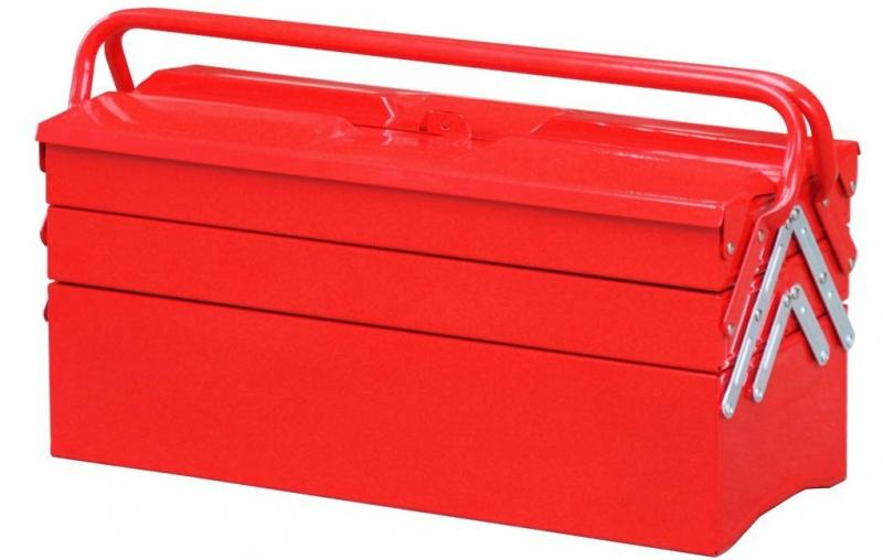 Kutija za alat metalna